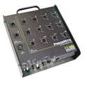 PressMite 12 Mic Output Active Press Feed Box
