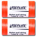 LaserLine Nylon Pull String 2pc 1200ft Spools
