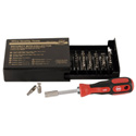 Wiha 71997 Complete 39 Piece Security Bit Set