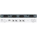 Wohler AMP1A-Plus 1 RU Dual Source Stereo Analog Audio Monitor
