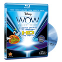 Disney WOW World of Wonder The Ultimate Calibration Blu-ray Disc (Single Disc)