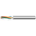 West Penn 3241 22 AWG 4 Conductor Audio Cable 1000 Ft.