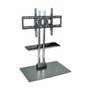 H Wilson WPSMS44CH - 45-Inch Stationary Flat Panel TV Stand & Mount
