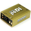 Whirlwind pcDI Direct Box with RCA and 1/8in Inputs