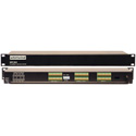 Whirlwind SPC82JT Whirlwind Contractor 8 Channel Rack Mounted Splitter w/ Jensen