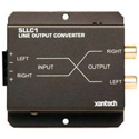 Xantech SLLC1 Speaker Level to Line Level Converter