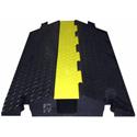 3 Channel Yellow Jacket 45 Degee Left Turn