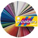 Rosco E-Colour #205: 1/2 CT Orange (48inx25ft Roll)