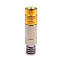 White Sands 1.0/2.3 Fixed Pin Broadcast DIN Connector for Belden 179DT