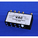 VAC 11-114-108 1x8 Composite Video DA with BNCs