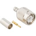 Amphenol 122410 TNC 50 Ohm Plug Connector for LMR200 BL-7807