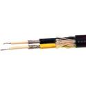 BELDEN 1808A - Coax - High-Flex S-Video Cable -  per ft - Black