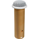 Astatic 202RW White Omnidirectional Boundary Mic