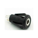 3.5mm 3-Conductor TRS Chassis Mount Snap-in Jack