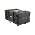 SKB R906U30 30 Inch Deep x 6RU Roto-Mold Shock Rack