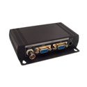 40-40VC01 VGA to Composite Video Converter  PAL-NTSC Support