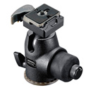 Manfrotto 468MGRC2 Hydrostatic Ball Head w/RC2 & 200PL-14 QR Plate