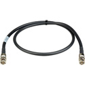 Laird 4794R-B-B-003 12G-SDI/4KUHD Single Link BNC to BNC Camera Cable - 3 Foot