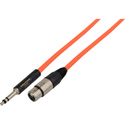 NP3TB Weco Type to XLR Female Patch Cable 4 Foot