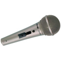 Shure 588SDX Cardioid Dynamic Hi-Z or Low-Z (Plug Selectable) On/Off Microphone