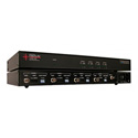 Artel FiberLink 7140-3S-NA 1310nm Multimode 4-Channel Composite Video Over 1 Fib