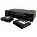 Artel FiberLink 7220-B7S Fiber Optic Box 1310nm WXGA 2 Channel Audio SM or MM - ST - Transmitter