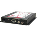 Artel FiberLink 7250-B7S 1310nm SM or MM 1080i 1920 x 1200 with Stereo Audio Fiber Box with ST Connectors - Transmitter