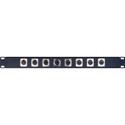 8XHDMI 8-Point HDMI Feed-Thru Patch Bay