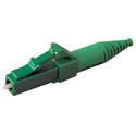 Premium LC/APC SX 125um 900um Mini Boot Green