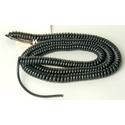 Autac 24in 18AWG 4 Cond SJT/SVT Sheiled Coiled Cord