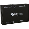 AVProConnect AC-EX100-UHD-R2 100 Meter HDMI Receiver via HDBaseT with Bi-Directional Power