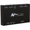 AVPro Edge AC-EX100-UHD-R2 100 Meter HDMI Receiver via HDBaseT with Bi-Directional Power