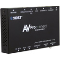 AVProConnect AC-EX100-UHD-T 100 Meter HDMI Transmitter via HDBaseT with Bi-Directional Power & 2 Ch. Audio Extraction
