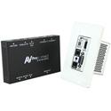 AVPro Edge AC-EX100WPP-UHD-KIT Little Giant Wall Plate Transmitter and Receiver Kit