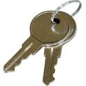 Middle Atlantic ACC-KEY Set of Replacement Keys for KYLK Drawer Lock