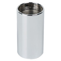 Atlas AD-6B 7/8in #27 Thread Female Coupling Adapter - Chrome