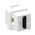 ADC-Commscope M81-HDMI-HDMI-266 M81-HDMI-PT-266 Pass-Through Connector - ProWhite