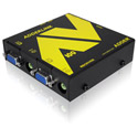 Adder ALAV100R-US Link AV100R VGA & Audio Extender - Receiver