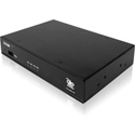 Adder XDIP-PSU - Single Node - Point to Point or KVM Matrix over IP Switcher - HDMI - USB 2.0 Audio with PSU