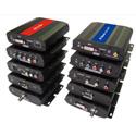 AFP PROAV-CMP-T Analog Component Video & Audio to Fiber (TX)