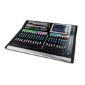 Allen & Heath AH-GLD2-80 80 Fader 48 Channel Compact Digital Mixer with Port B Slot - Chrome Edition