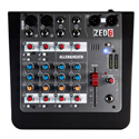 Allen & Heath ZED-6 Compact 6 Input Analogue Mixer