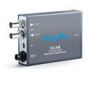 AJA 3G-AM-BNC 3G-SDI 8-Channel AES Embedder/Disembedder with BNC Breakout Cable