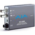 AJA 3G-AMA 3G-SDI Analog Audio Embedder/Disembedder