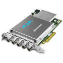AJA Corvid HEVC 4K and Multi-Channel HEVC Encoding