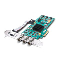 AJA Corvid 3G PCIe 4x Card for 8/10-bit Uncompressed Digital 3G HD and SD I/O