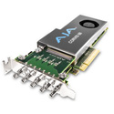 AJA Corvid 88-T Standard-Profile 8-Lane PCIe 8 x SDI Independently Configurable