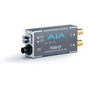 AJA FiDO-2T-CWDM Dual Channel 3G-SDI to LC Fiber (CWDM)