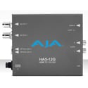 AJA HA5-12G HDMI 2.0 to 12G-SDI Mini-Converter