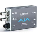 AJA Hi5 HD-SDI/SDI to HDMI Video and Audio Converter